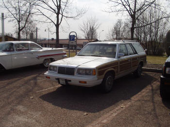Chrysler Town & Country 1988